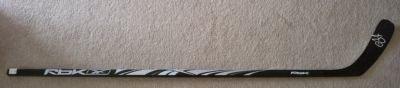 Daniel Sedin Signed Stick - RBK w COA - Autographed NHL Sticks