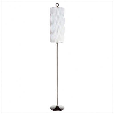 "LK398 Light Floor Lamp Size: 8 1/4""Dia x 65 3/4"" H"