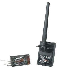 Futaba 2.4GHz R6008HS Rx/TM-8 Module FASST