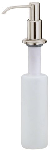 Danze D495912SS Premium Soap and Lotion Dispenser, Stainless Steel