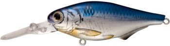"Review: Koppers Gizzard Shad Crankbait - SILVER/BLUE - 3.5"" Deep Diver"