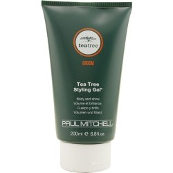 Tea Tree Firm Hold Styling Gel 6.8 Oz
