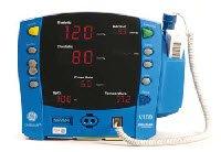1172061 Monitor V100 Carescape AXAA-FX Vitals Ea GE Medical Systems -V100-JBAC-AXAA-FX