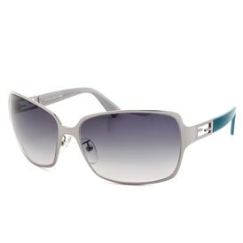 Fendi Sunglasses FS 466R 036 Silver Women's