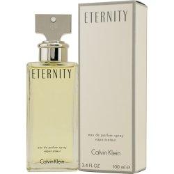 Eternity By Calvin Klein Eau De Parfum Spray 3.4 Oz For Women