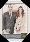 Sale alerts for Topps Allen and Ginter Prince William/Kate Middleton (Baseball Card) 2011 Topps Allen and Ginter Code Cards #293 - Covvet