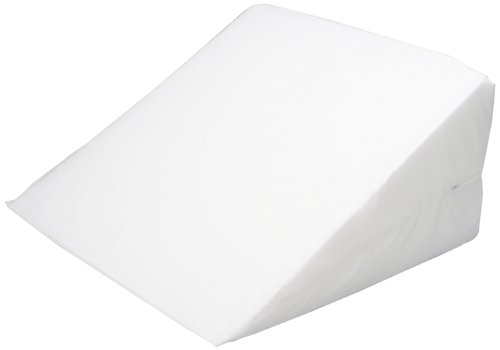 Hermell Products 12-Inch Bed Wedge with White Cover (Rest Upright Pillow compare prices)
