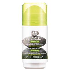 The Body Shop Deodry Dry Effect Deodorant Roll-On, Cool and Zesty, 1.69 Fluid Ounce