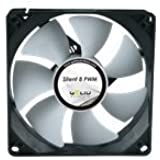 Gelid FN-PX08-20 Silent 80mm Case Fan with 4 Pin Connector