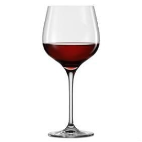 Eisch Breathable Superior Burgundy Wine Glasses 24.oz Set Of 6