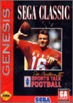Joe Montana II Sports Talk Football by Sega (Sports Talk Football Sega Genesis compare prices)