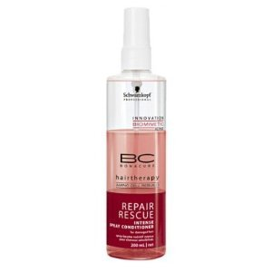 Schwarzkopf Bonacure Repair Rescue Intense Spray Conditioner For Damaged Hair (6.8 oz.)