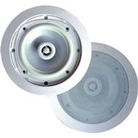 Pyle Home Pwrc61 6.5-Inch Weather Proof 2-Way In-Ceiling / In-Wall Stereo Speakers (Pair)