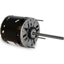 Mars Motors 10466 1/5-3/4Hp 1075Rpm, 4 Speed 115V Multi-Horsepower Direct Drive Furnace Blower Motor