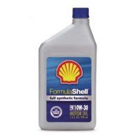Formula Shell 10w30 Oil Quart Automotive