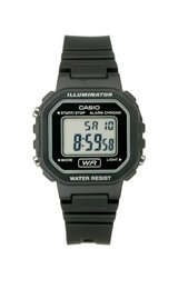 Casio Classic Resin Digital Women's watch #LA20WH-1A