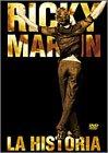 リッキー・マーティン: La Historia / ヒストリー~スパニッシュ・ベスト ビデオ・コレクション [DVD]