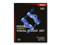 INSIDE MSOFT VISUAL STUDIO.NET 2003