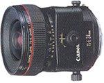 Canon Lレンズ TS-E24 F3.5L