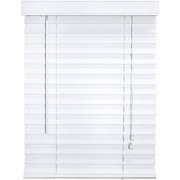 canopy 2 inch faux wood blinds