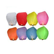 GGI INTERNATIONAL Chinese Sky Fly Fire Lanterns,