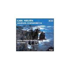 Carl Nielsen : Complete Symphonies 1-6
