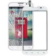 High Quality Touch Screen Digitizer Replacement Part For LG L70 / Dual D325(White)