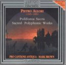 Classical Music : Pietro Allori: Sacred Polyphonic Works