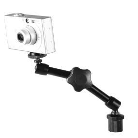 ideal zur Verwendung an DSLR Rigs, Dollys, Aufnahmetischen etc.