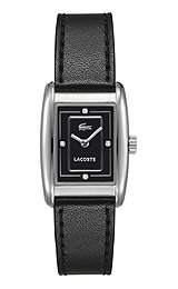 Lacoste Club Collection Black Dial Women's Watch #2000643