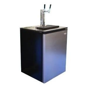 Haier Hbf205Eabb Dual Tap Draft Beer Dispenser