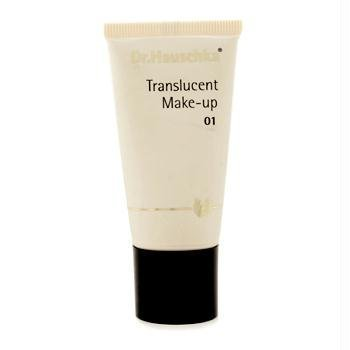 Dr. Hauschka Skin Care Translucent Makeup, Fair Skin 01 by Dr. Hauschka Skin Care BEAUTY (English Manual)