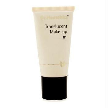 Dr. Hauschka Skin Care Translucent Makeup, Fair Skin 01 by Dr. Hauschka Skin Care BEAUTY (English Manual)