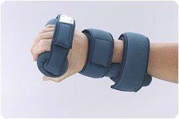"SoftPro Grip SoftPro WHFO, Left Size: M, Width at MP Joint: 3""-3 1/2"" (7.6-8.9cm), Wrist to Finger T"