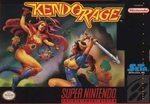 Kendo Rage - Supernintendo - US