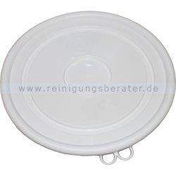 Kunststoffeimer Deckel für Bekaform weiß 10 L passender Deckel für 10 L Verpackungseimer, lebensmittelecht