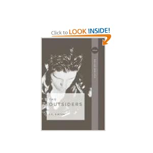 an analysis of the book the outsiders by se hinton The outsiders is a dramatic and enduring work of fiction that laid the groundwork for the ya genre s e hinton's classic story of a boy who finds himself on the.