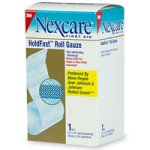 Nexcare HoldFast Roll Gauze, 3 in x 4.1 yds - 1 ea