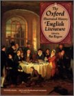 The Oxford Illustrated History of English Literature (Oxford paperbacks), PAT ROGERS (ED)