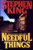 Needful Things: The Last Castle Rock Story (0670839531) by Stephen King
