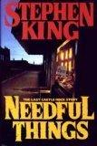 Needful Things: The Last Castle Rock Story, STEPHEN KING