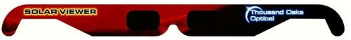 Solar Eclipse Glasses (Pack Of 5)