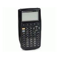 Texas Instruments TI-86 ViewScreen Calculator