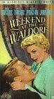 Weekend at the Waldorf [VHS] [Import]