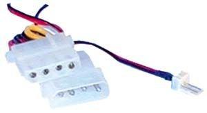 GR-Kabel intern Molex Stromadapter 5.25` an M - Kabel, PO-811