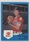 Eddie Mathews (Baseball Card) 1989 Richmond Braves ProCards #845 by Richmond Braves ProCards