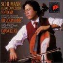 Schumann: Cello Concerto in A; Fantasiestucke; Adagio & Allegro in A; 5 Stucke im Wolkston