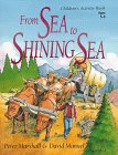 img - for From Sea to Shining Sea: Children's Activity Book Ages 5-8 book / textbook / text book