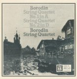 Borodin String Quartets Nos. 1 and 2 {Musical Heritage Society}
