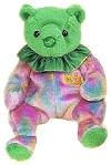 Ty Beanie Babies - MAY Birthday Bear Plush Beanbag